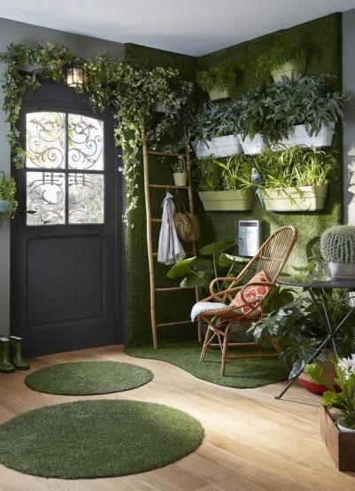 7 id es d co pour am nager un couloir. Black Bedroom Furniture Sets. Home Design Ideas