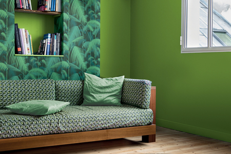 """Greenery """" Collection inspired by Pantone®"""" © Tollens"""