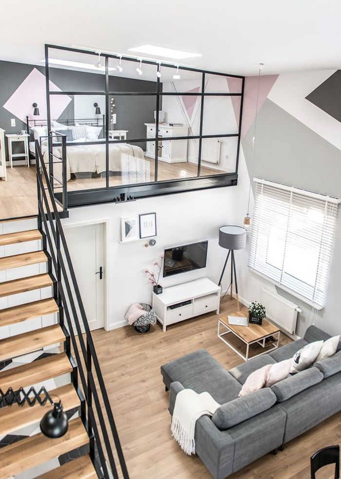 Prix d\'un aménagement de mezzanine 2018 | Travaux.com
