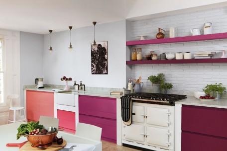 Peinture pour meubles de cuisine  Peinture Julien