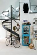 Escalier colimaçon C. Streijffert - Ingalill Snitt