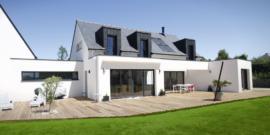 Prix des tuiles pour la toiture 2019 - Forme de toiture maison ...