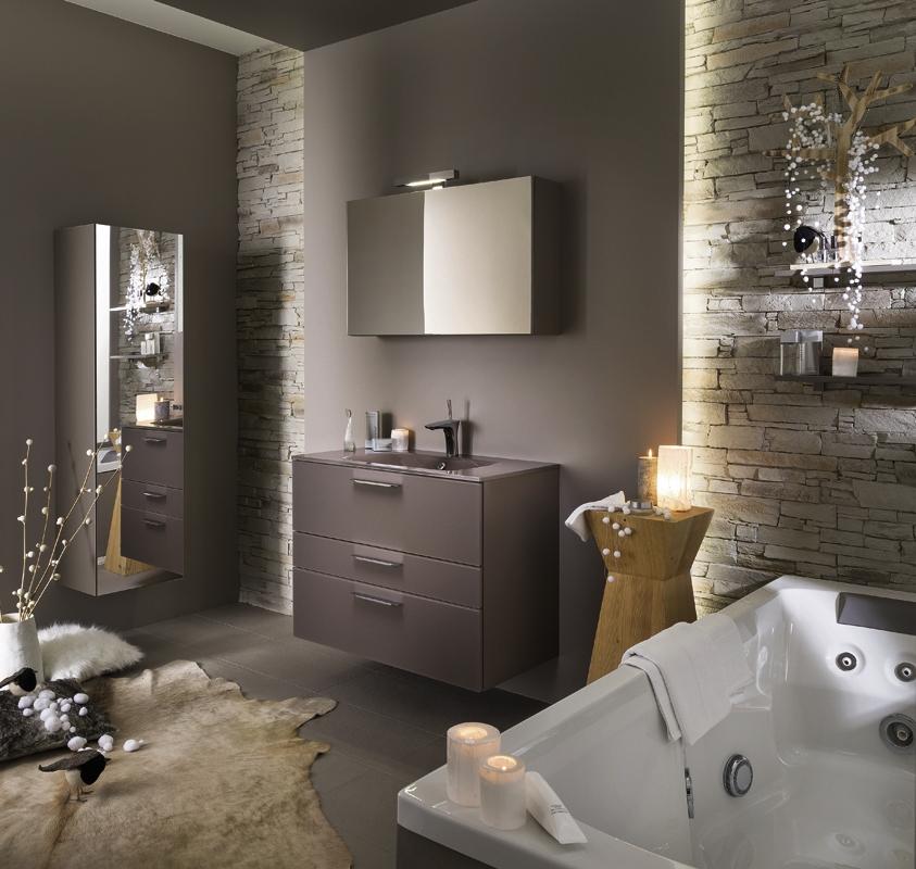 Meuble de salle de bains unique delpha for Meuble de salle de bain delpha