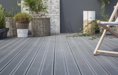 Terrasse en bois composite Leroy Merlin