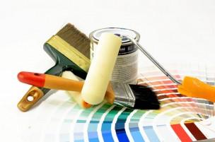 Peindre ses volets : le matériel nécéssaire