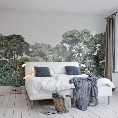 Papier peint panoramique Bellewood Rebel Walls