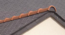 Faitière de toiture Imerys toiture