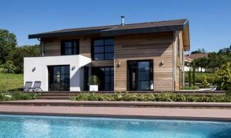 Maison bois Fabien DELARION