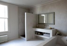 Salle de bains Tadelakt