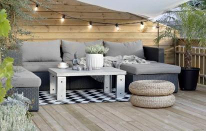 Terrasse en bois Archzine