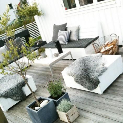 poser une terrasse en bois soi-même | travaux