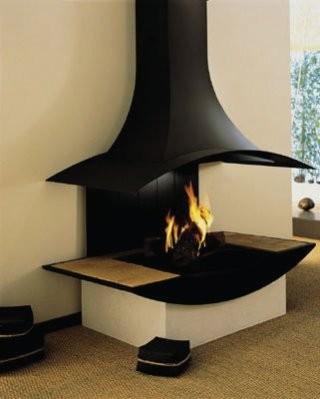 prix d une chemin e bois foyer ouvert 2018. Black Bedroom Furniture Sets. Home Design Ideas