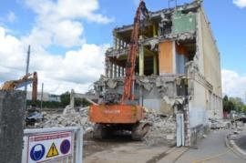 Prix de la démolition d'une maison