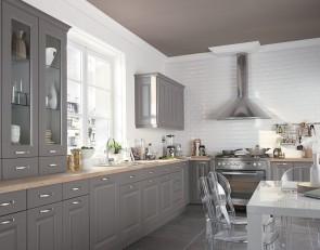 Extremement Peindre ses meubles de cuisine | Travaux.com VB-88