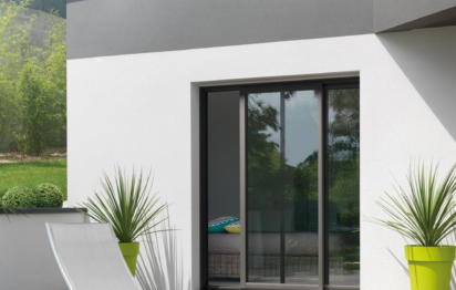 Porte fenêtre coulissante Pasquet menuiserie