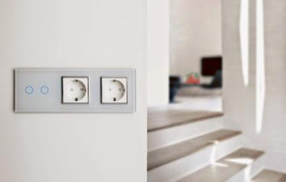 Remplacer une prise électrique @Livolo France