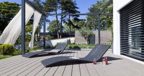 Terrasse bois Déco cool