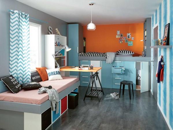 Mini studio pour Pré-ado© Leroy Merlin