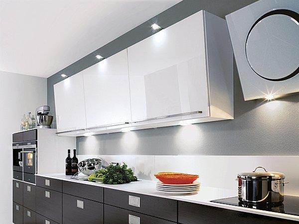 Éclairage de cuisine ©Atlas