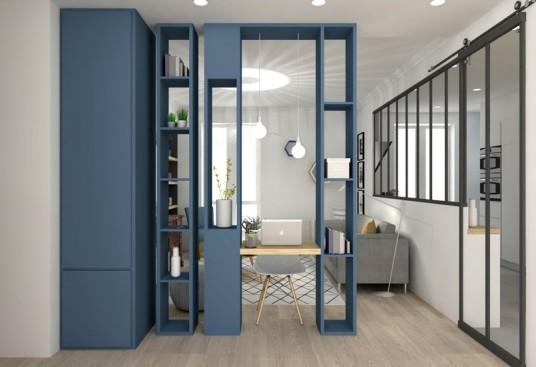 verri re d 39 atelier 5 installations originales et r ussies. Black Bedroom Furniture Sets. Home Design Ideas