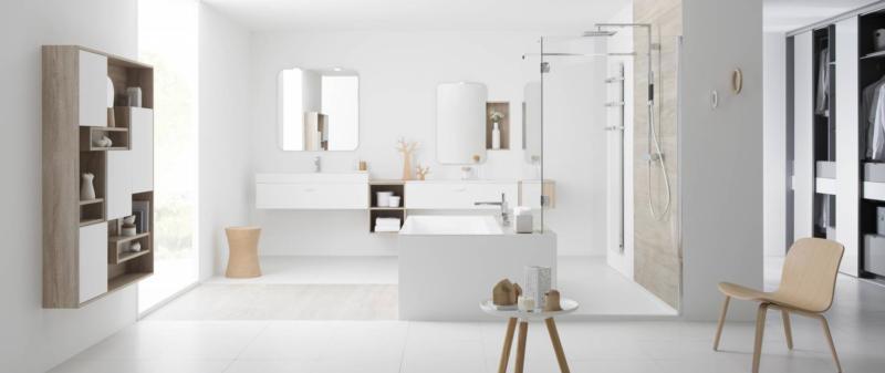 Prix installation de salle de bains à Bordeaux   Travaux.com