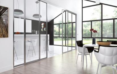 5 idées pour séparer la cuisine du salon