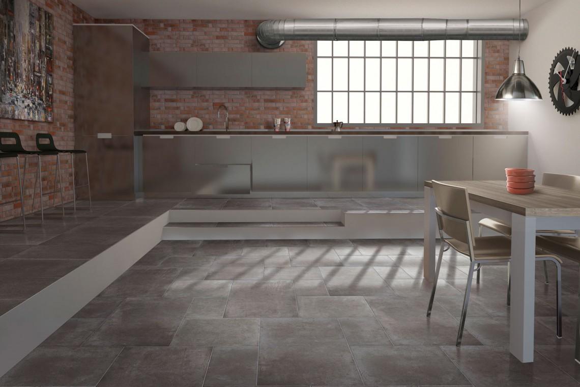 carrelage terre cuite anthracite. Black Bedroom Furniture Sets. Home Design Ideas