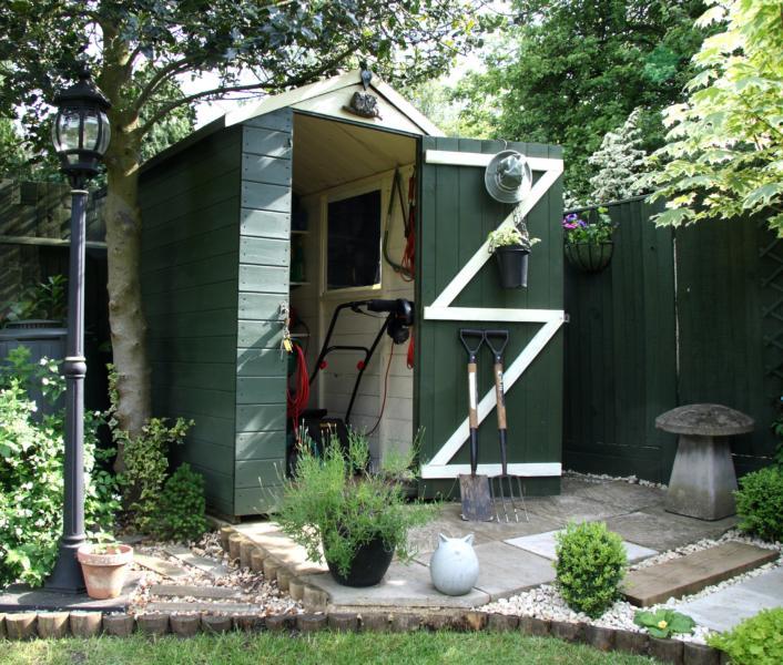 meilleure sélection 0762f 7ccc3 Prix de l'installation d'un abri de jardin 2019 | Travaux.com