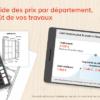 Guide des prix par département