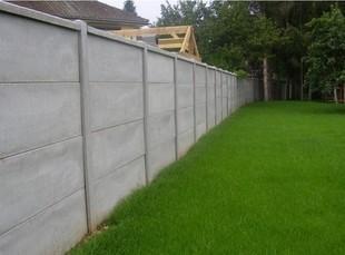 Prix d\'une clôture béton | Travaux.com