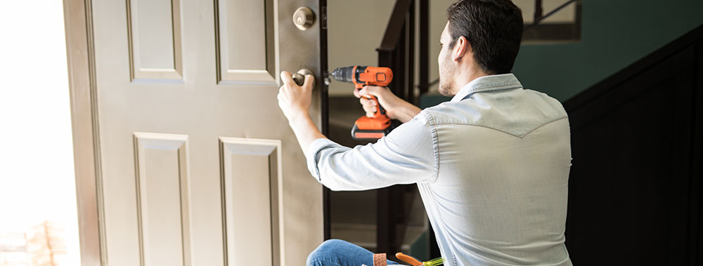 Le vrai coût de vos travaux de remplacement d'une porte d'entrée